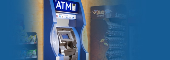 In-store ATMs ensure the best security profile for you and your business