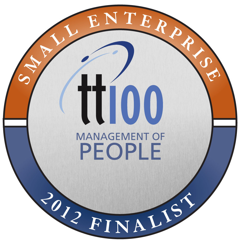 TT100 - Small Enterprise Management of People 2012