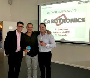 Trident - Spark - Cardtronics Announcement